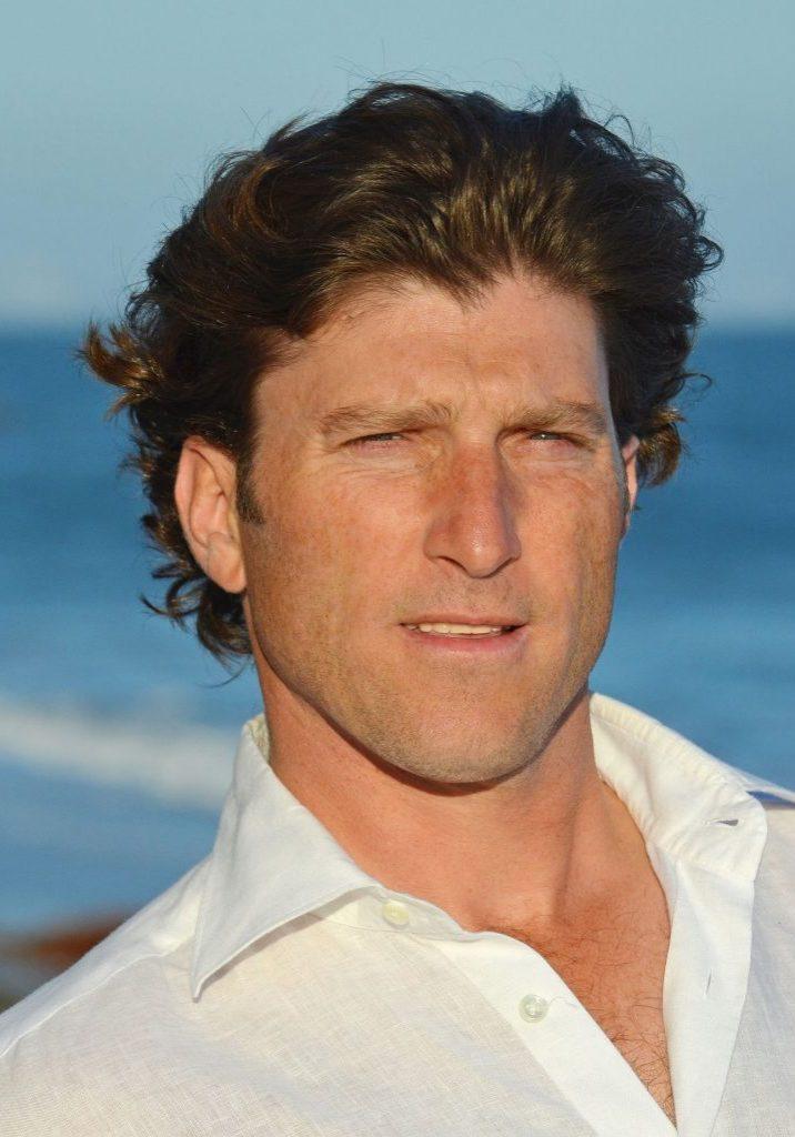 Brian Goldberg portrait